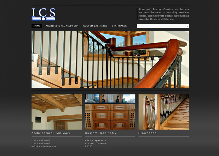 interior construction services website